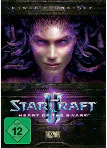 Starcraft II - The Heart of the Swarm bei Voelkner mit Gutschein für 26,98€ (Ohne VSK nur mit Sofortüberweisung)