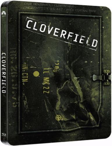 Paramount Centenary Blu Ray-Steelbooks für je 9,99£ z.B. Shutter Island, Cloverfield, Forrest Gump, etc.