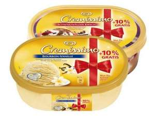 [Lidl Bundesweit] Langnese Cremissimo Eis für 1,99€ statt 3,29€, verschiedene Sorten ab 27.03.