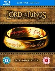 Der Herr der Ringe - The Trilogy (Blu-ray Extended Limited Edition) @thehut nur OV