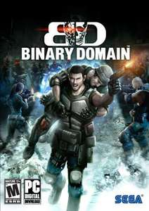 [STEAM] Binary Domain Key bei Amazon.com