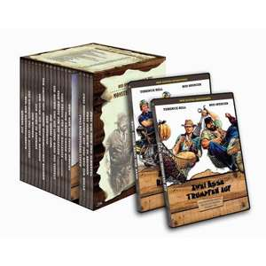 Bud Spencer & Terence Hill Monsterbox Reloaded (20 DVDs) @Amazon.de für 41,97€ inkl. Versand
