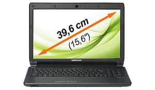 Medion Akoya P6635 (MD 98233 mit mattem FullHD-Display)