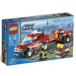 LEGO City   7942 Feuerwehr Pick-up empfohlenes Alter: 5-12