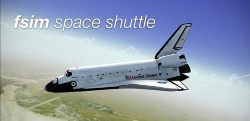 F-Sim Space Shuttle Simulator für 0,89€ @ Google Play