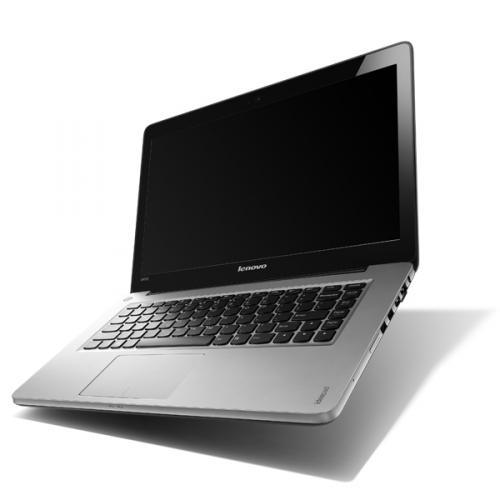 Lenovo IdeaPad U410 14 Zoll Ultrabook mit Intel i5,NVIDIA GeForce 610M Grafik, 4GB Ram, 500GB + 24GB SSD inkl. Windows 8 64 BIT - Ab 09.00 Uhr im Cyberport Cybersale für 499,00 € inkl. Versandkosten - 1 % Qipu