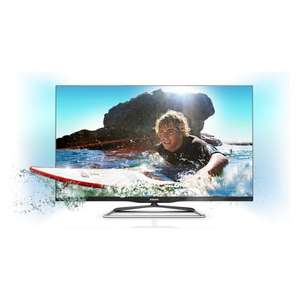 Philips 42PFL6907K/12 107 cm (42 Zoll) Ambilight 3D LED-Backlight-Fernseher @amazon