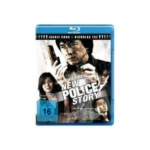 [BLU-RAY] New Police Story (Jackie Chan) @ Amazon für 4,97 EUR