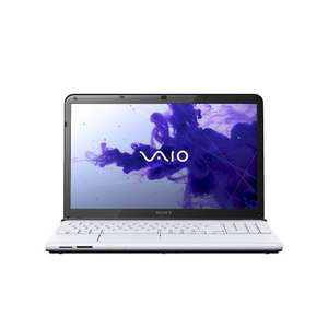 "Sony Vaio SV-E1512Q1EW 15,5"" Intel Core i5 3210M, 2,5GHz, 4GB RAM, Radeon HD 7650M, 640GB HDD, DVD, Win 8"