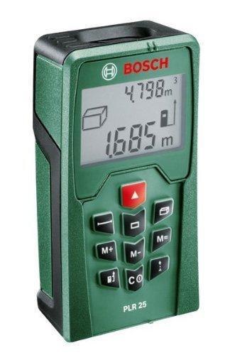 Bosch PLR 25 Laserentfernungsmessgerät
