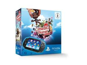 Playstation Vita Wifi LittlebigPlanet Bundle amazon WHD