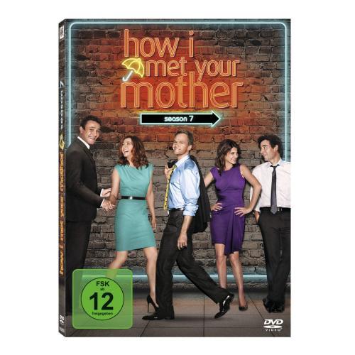[Amazon] How I Met Your Mother - Season 7 für 18,97€ (Prime) bzw. 21,97€