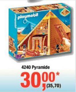 Playmobil Pyramide 4240  [Metro]