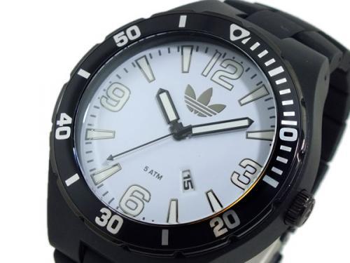 ADIDAS Uhren für 39,90€ bei Ebay; 4 Modelle [idealo 63,32€]