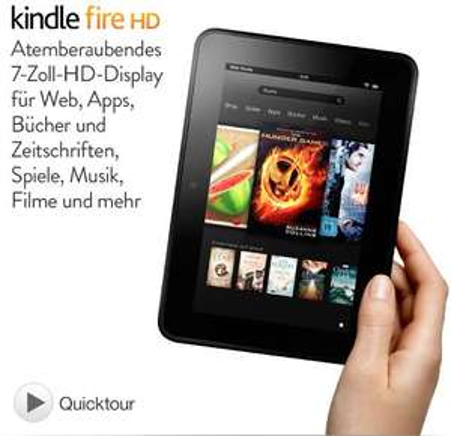 (lokal) Saturn Bielefeld Kindle Fire HD 16GB für 149 Euro, 32 GB für 199 Euro