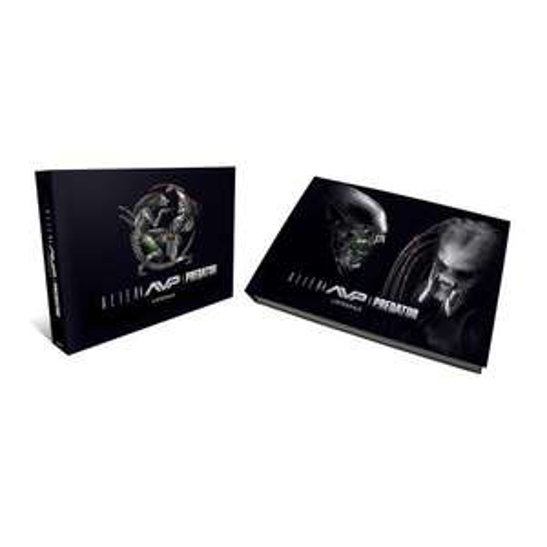 BLU RAY - Coffret Ultra Collector en édition limitée - Alien et Predator (Deutscher Ton!)