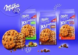 Müller: MILKA XL Cookies 184 g, versch. Sorten für NUR 0,99€ [ BUNDESWEIT ]