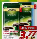 Jacobs Krönung bei Marktkauf
