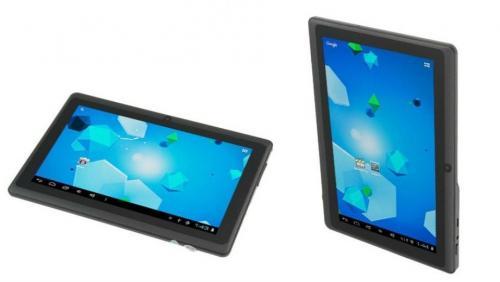 "(CN) 7 Zoll Tablet ""A13"" (1.2 GHz Android 4.1 512 RAM) für 38.13€ @ Aliexpress"