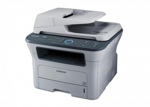 Samsung SCX-4825FN, Multifunktions-Laserdrucker, für 219,90€ versandkostenfrei