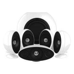 KEF KHT 3005 SE Surround-Lautsprecher weiss für 999,-- €