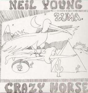 [Amazon.de] Neil Young - Zuma Vinyl LP - Re-Issue für nur €7,99