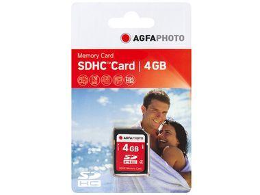 [LIDL online] Agfa SDHC Karte 4 GB für 1 Euro