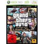 Xbox360: Grand Theft Auto: Episodes from Liberty City  @Amazon