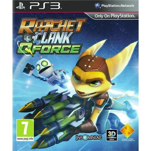 (UK) Ratchet & Clank: Q-Force [PS3]  für umgerechnet ca. 9.40€ @ Zavvi
