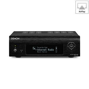 Denon DNP-F109 Kompakt-Netzwerk-Player (Internetradio, DLNA, AirPlay, App Steuerung, USB)