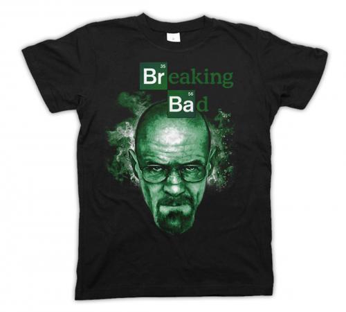 Breaking Bad  - T-Shirt Walter White aka Heisenberg für 14,90€ @ Ebay