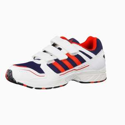Adidas Kinderschuhe adirun 3 CF K:G46574 38 2/3 Dunkelblau-weiß | 38 2/3