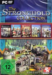 Stronghold Collection bei GamersGate.com um 75% reduziert !