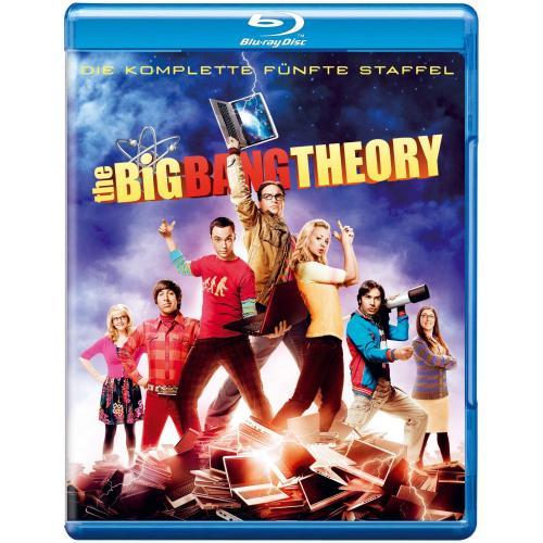 The Big Bang Theory Staffel 5 (Blu-ray)