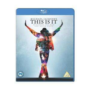 Michael Jackson: This Is It [Blu-ray] @play.com (Rarewaves)