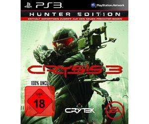 [Zavvi] PS3 - Crysis 3 Hunter Edition für 28,75€; CoD:BO2 für 37,49€ [Update] -10%