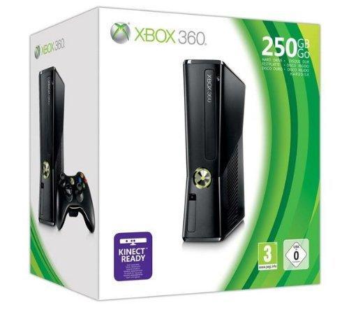 Microsoft Xbox 360 250 GB - Slim Konsole inkl. 1 Original Controller @ Ebay