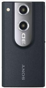 SONY bloggie MHS-FS3 HD - 3D Kompaktkamera - 5,1 MP - nur 102,95€