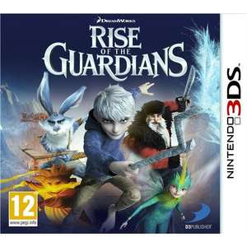 Nintendo 3DS - Rise Of The Guardians (Die Hüter des Lichts) für €17,72 [@TheHut.com]