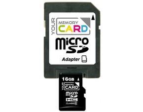 YourMemoryCard 16GB microSDHC Class 6 Highspeed - 9,99€ inkl. Versand