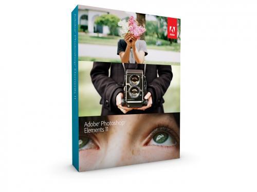 Adobe Photoshop Elements 11 für 33 € bei redcoon