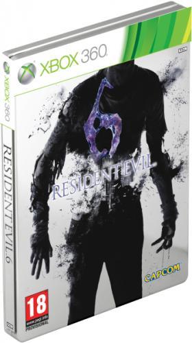 XBox360 - Resident Evil 6 (Steelbook Edition) für €15,95 [@Zavvi.com]