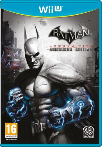 Batman Arkham City Armored Edition (Wii U) für 19,95 EUR inkl. Versand bei Shopto