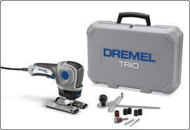 Dremel Multifunktionswerkzeug Trio 6800-2/9 + Zubehör als ebay WOW! Angebot