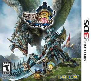 (3DS) Monster Hunter 3 Ultimate - Voelkner mit 5,55€ Gutschein