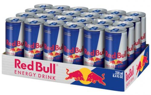 24x Red Bull (250ml) bei udrinx.de