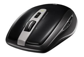 Logitech Anywhere Mouse MX Schnurlos in Schwarz für 34,99€ statt 69,99€