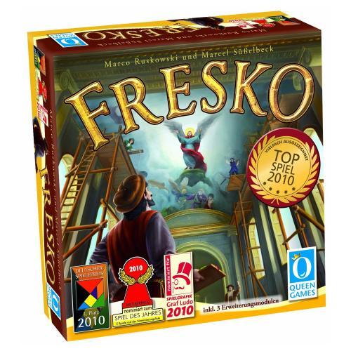 Brettspiel Fresko (Amazon Osternest) - 24,99