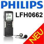 Philips LFH-0662 Voice Tracer 2GB Diktiergerät @ ebay