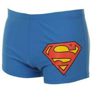 Superman Badehose [oblig. sportsdirect.com Deal]
